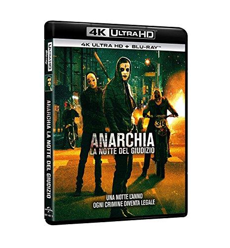 Anarchia: La Notte del Giudizio (Blu-Ray 4K Ultra HD + Blu-Ray) [Italia] [Blu-ray]
