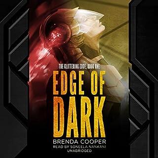 Edge of Dark audiobook cover art