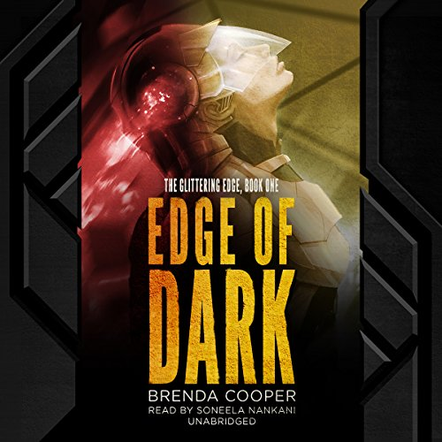 Edge of Dark audiobook cover art