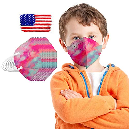 20/50Pcs 5-Layer, N_⑨⑤ Face_Filter, Kids Protection Filter Disposable for Coronàvịrụs Protectịon (20pcs, D)