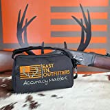 East TN. Outfitters Tactical Shooting Squeeze Bag for Rifles Hand Held Bench Rest Gun Rifle Front Rear Hand Gun Sighting Support Bag Unfilled Tennessee