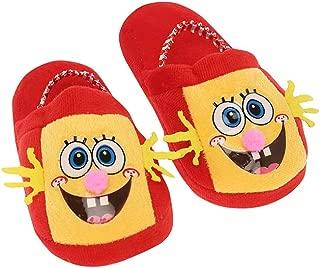 HomeStop Ivy Spongebob Printed Bath Slippers_Red_Free Size