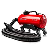 Adam's Air Cannon Car Dryer - High Powered Filtered Car Wash Blower | Dry Before Car Clean...