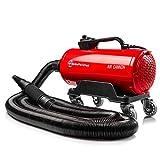 Adam's Air Cannon Car Dryer Blower – Powerful Car Detailing Car Wash Dryer | Filtered Car Air Dryers, Blowers & Blades | Safer Than Microfiber Towel Cloth