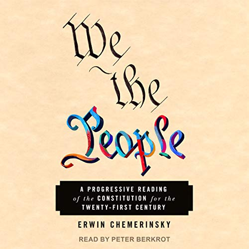 We the People audiobook cover art