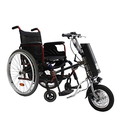 YLLN 36V 250W Tractor Handcycle Handbike DIY Kits de conversión con 36V 9Ah Batería...