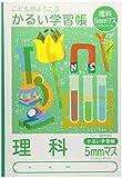 ナカバヤシ B5理科5ミリマスリーダーり NB51-LH5 10冊