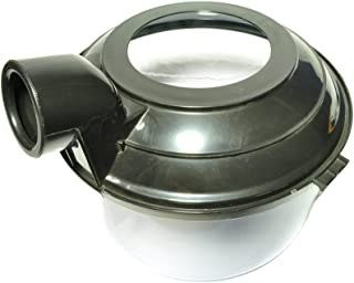 Rainbow Vacuum Cleaner 4 qt Water Bowl for D3 D4 SE