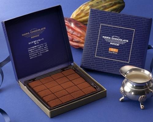 ロイズコンフェクト『生チョコレートオーレ(691)』