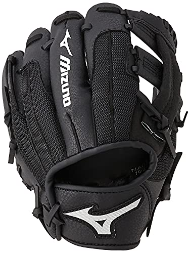 Mizuno GPP900Y3 Prospect Series PowerClose Baseball Gloves, 9', Left Hand