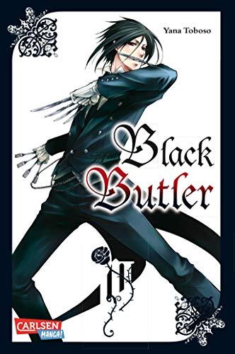 Black Butler 3 (3): Paranormaler Mystery-Manga im viktorianischen England