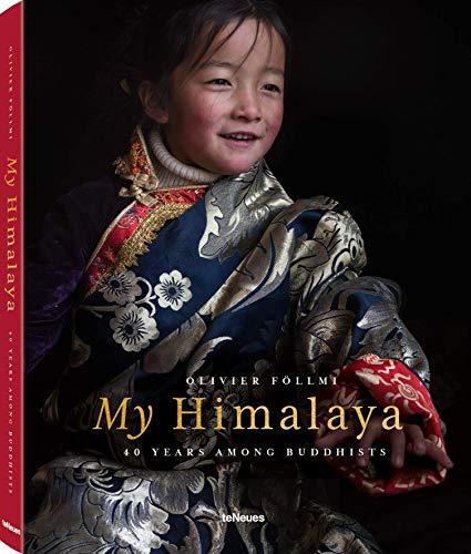 My Himalaya. 40 years among buddhists. Ediz. inglese, tedesca e francese