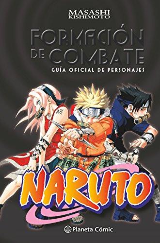Naruto Guía nº 01 Formación de combate: Guía oficial de personajes