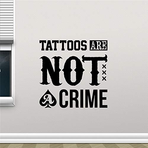 Dwzfme Pegatinas de Pared Adhesivos Pared Tatuajes de salón, máquina de Estudio, póster, Vinilo para Pared, Pegatina para niños, Adolescentes, habitación, Arte de Pared, decoración, Mural 104x104cm