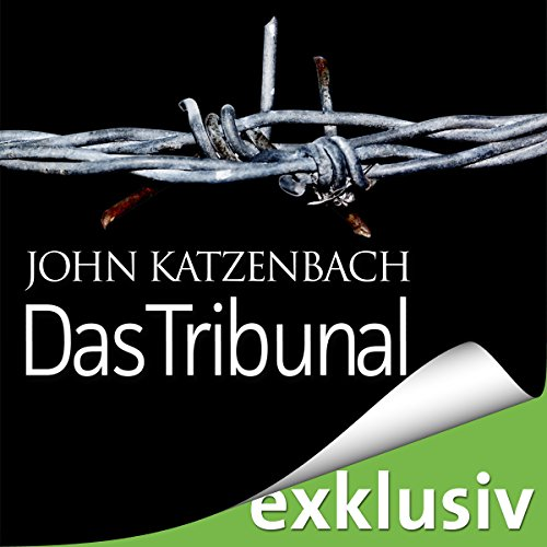Das Tribunal audiobook cover art