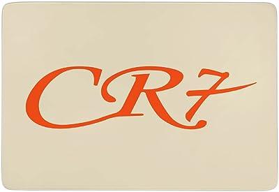 Cr7 7 サッカーsoccer レディース カーペット ラグ ラグマット 洗える 滑り止め オールシーズン おしゃれ 居間用 食卓用 150×100cm