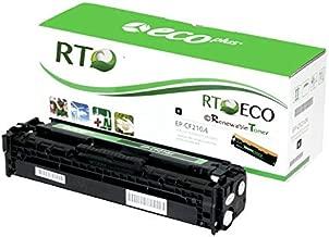 Renewable Toner 131A CF210A Compatible Black Toner Cartridge for HP LaserJet 200 M251 M276