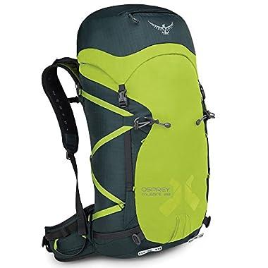Osprey Mutant 38-Liter Backpack, Dyno Green, Medium/Large
