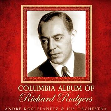 Columbia Album Of Richard Rodgers