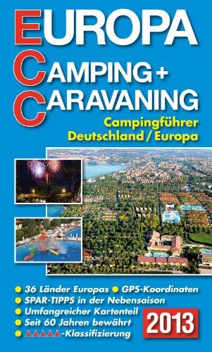 ECC Campingartikel Campingführer 2013, 066/022