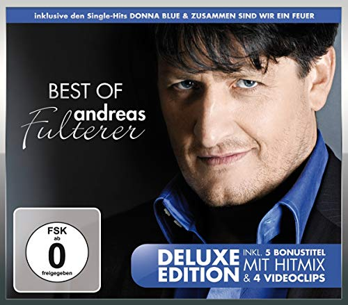 Andreas Fulterer - Best Of - Deluxe Edition (inkl. 4 Videoclips auf DVD)