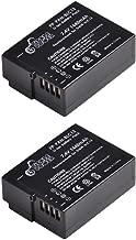 Pickle Power DMW-BLC12 Battery Compatible with Panasonic Lumix DMC-G5 G6 G7 GH2 GX8 FZ200 DMC-FZ2500 DMC-FZ2000 Leica Q Camera as DMW-BLC12E BP-DC12E