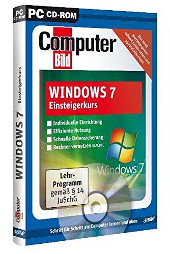 Computer Bild Windows 7 Einsteigerkurs