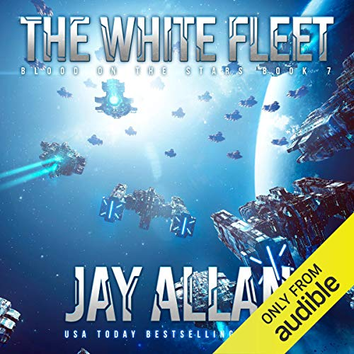 The White Fleet audiobook cover art
