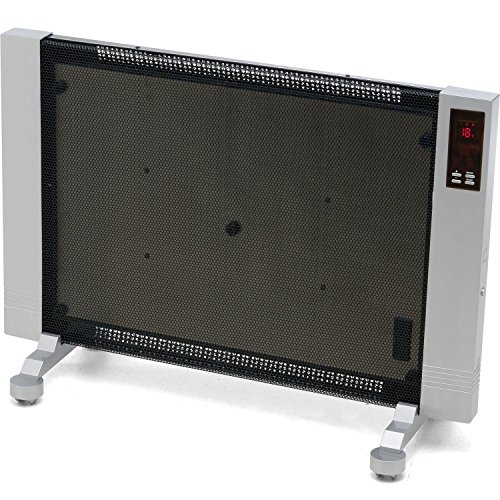 Syntrox Germany 2500 Watt Digitale Wärmewelle Infrarot Heizgerät mit Fernbedienung