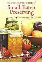 Canning And Preserving Recipe Books