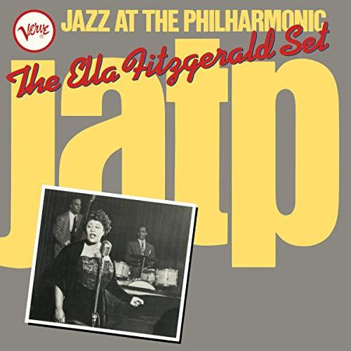 Jazz At The Philharmonic: The Ella Fitzgerald Set [Vinilo]