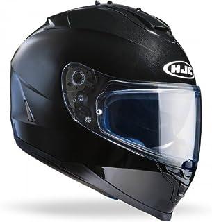HJC Motorradhelm, Schwarz, Größe XL