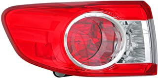 Best 2011 toyota corolla tail light Reviews