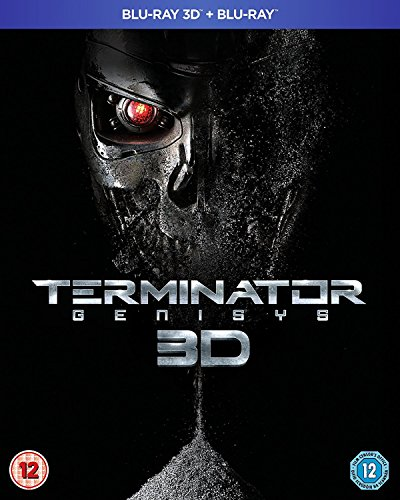 Terminator Genisys (Blu-ray 3D + Blu-ray) [2015] [Region Free]