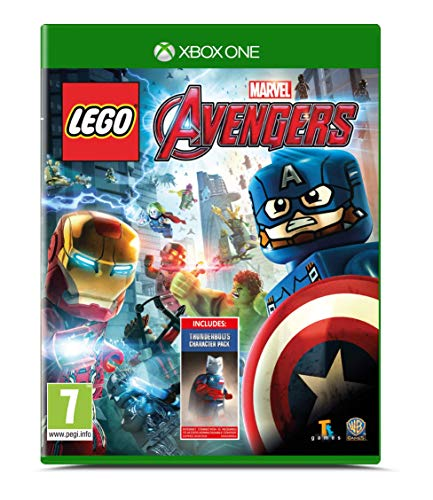 Lego Marvel Avengers - Amazon.co.UK DLC Exclusive (Xbox One)