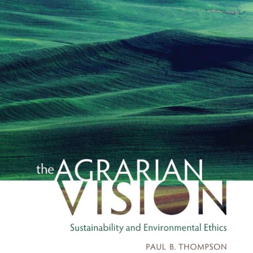 The Agrarian Vision audiobook cover art