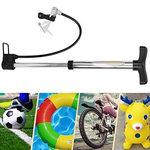 SALUTUYA Inflador de Bicicletas Inflador de neumáticos Robusto Mini antioxidante para inflar Bicicletas