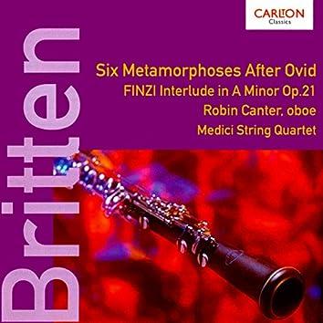 Britten/Finzi - Oboe Works