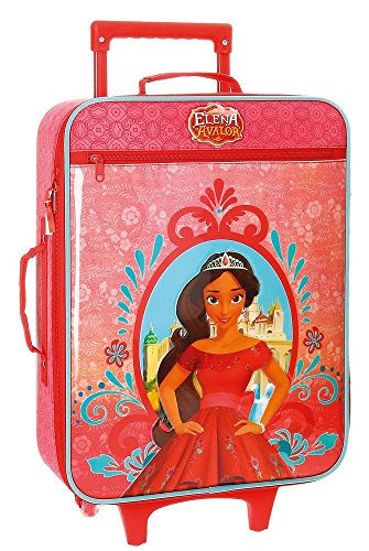 Disney ELENA de AVALOR - Equipaje Infantil para niña - 25L - 50 cm