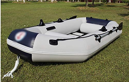 Topashe lancha motora Kayak,Bote Inflable con Red, Kayak,Engrosado Bote Inflable de