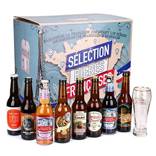KALEA Probierset, 12 Biere von belgischen (Craft-) Brauereien