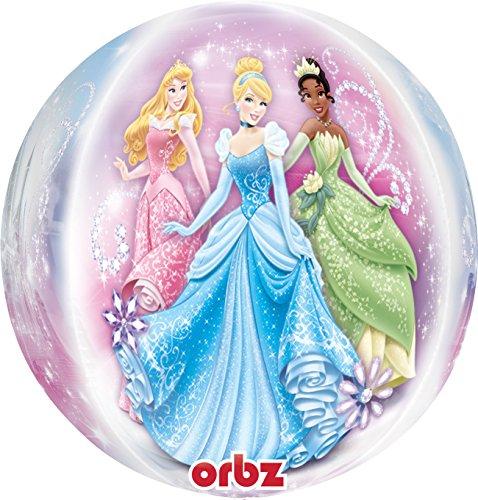 Disney Amscan Orbz 15/38 cm Ballon Princesse