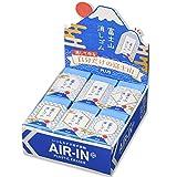 プラス 消ゴム エアイン富士山消しゴム 和 ER100AIF 12個set 36-591