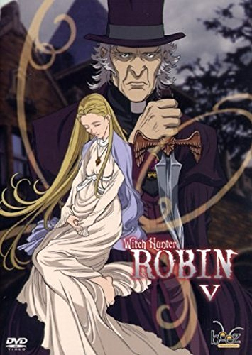 Witch Hunter Robin Vol. 5