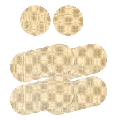 Pezoneras Adhesivas, [200 Piezas, 3.5cm] Invisible Cubre Pezones Pegatinas para Tetillas Cinta de Pecho Desechable Nipplecovers Impermeable Unisex Mujeres y Hombres Antirozadura Running