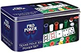 Tactic O3095 - Pro Poker Texas Hold'em Poker Set [UK