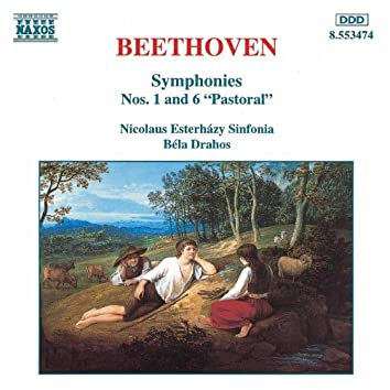 BEETHOVEN: Symphonies Nos. 1 and 6