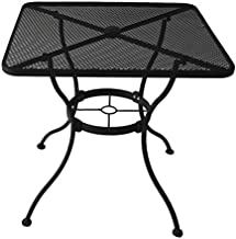 Best metal outdoor patio table Reviews