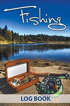 Paperback Fishing Log Book