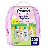 Nenuco Mochila Rosa Eau De Cologne + Savon Liquide + Shampooing + Lait Hydratant - 1 Pack